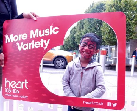 Heart Angels: Fforestfach Fun (24.09.16)
