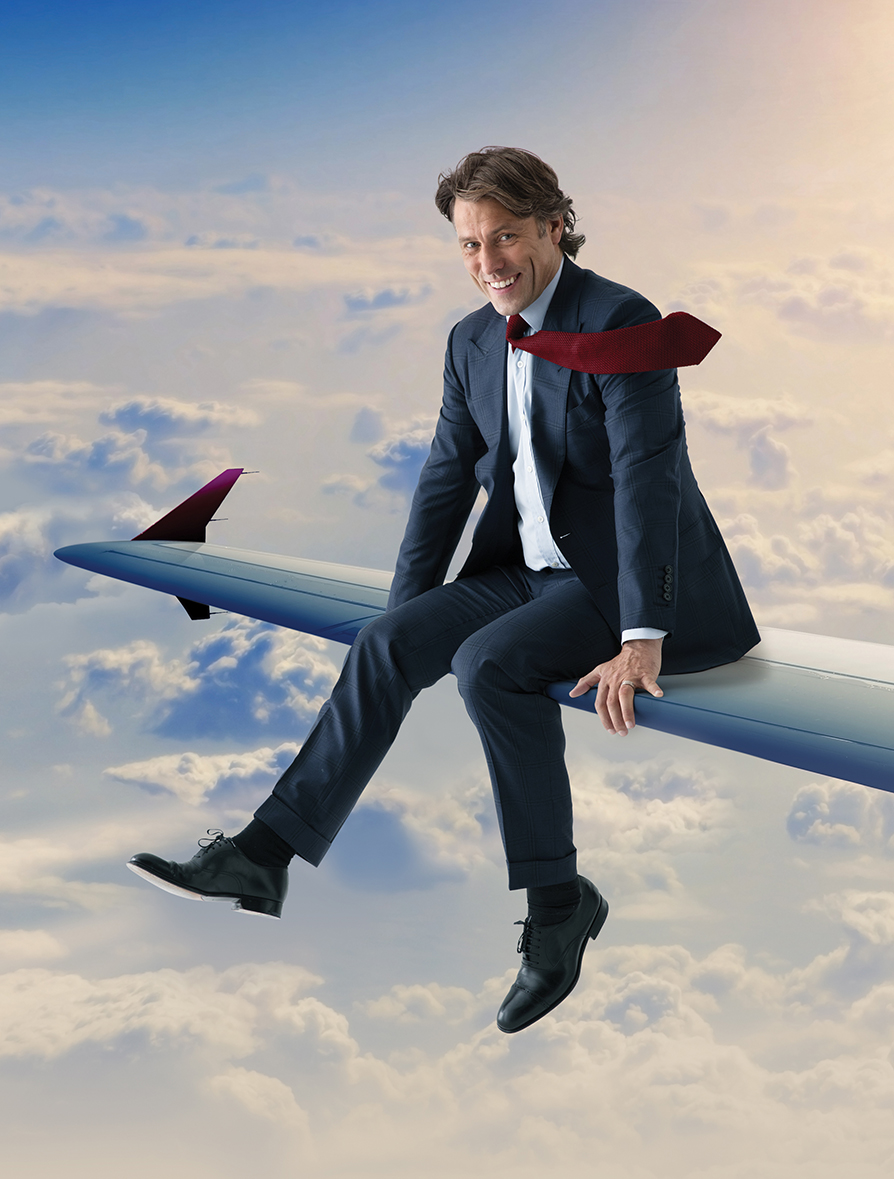 John Bishop Winging It Tour 2017 full image
