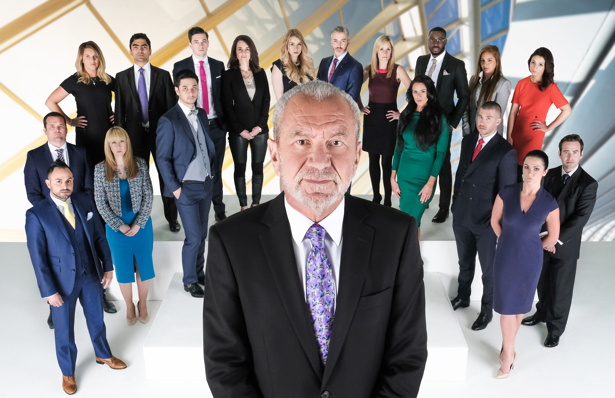 The Apprentice Alan Sugar 2016 contestants