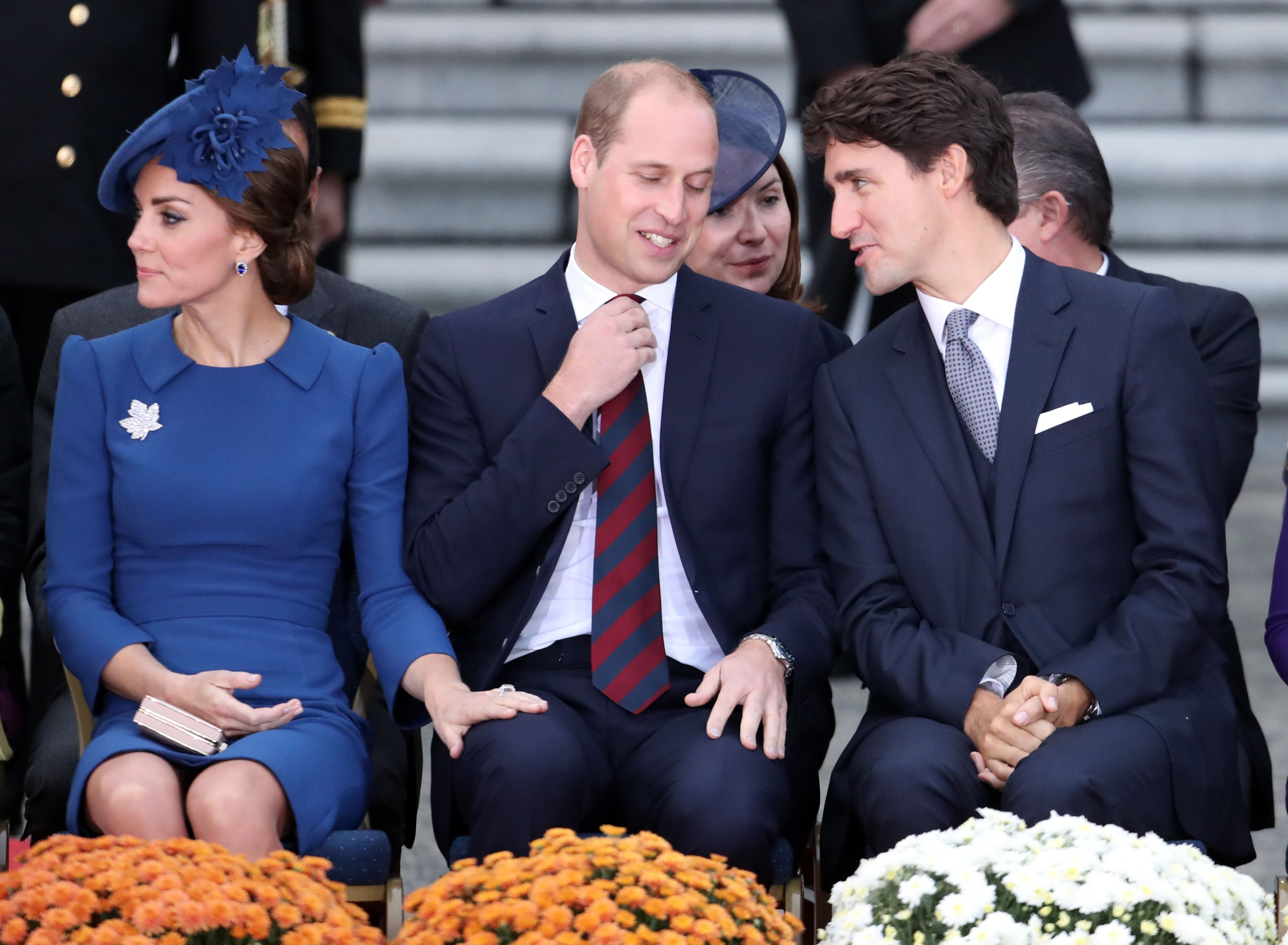 Will and Kate Royal Tour of Canada Day One