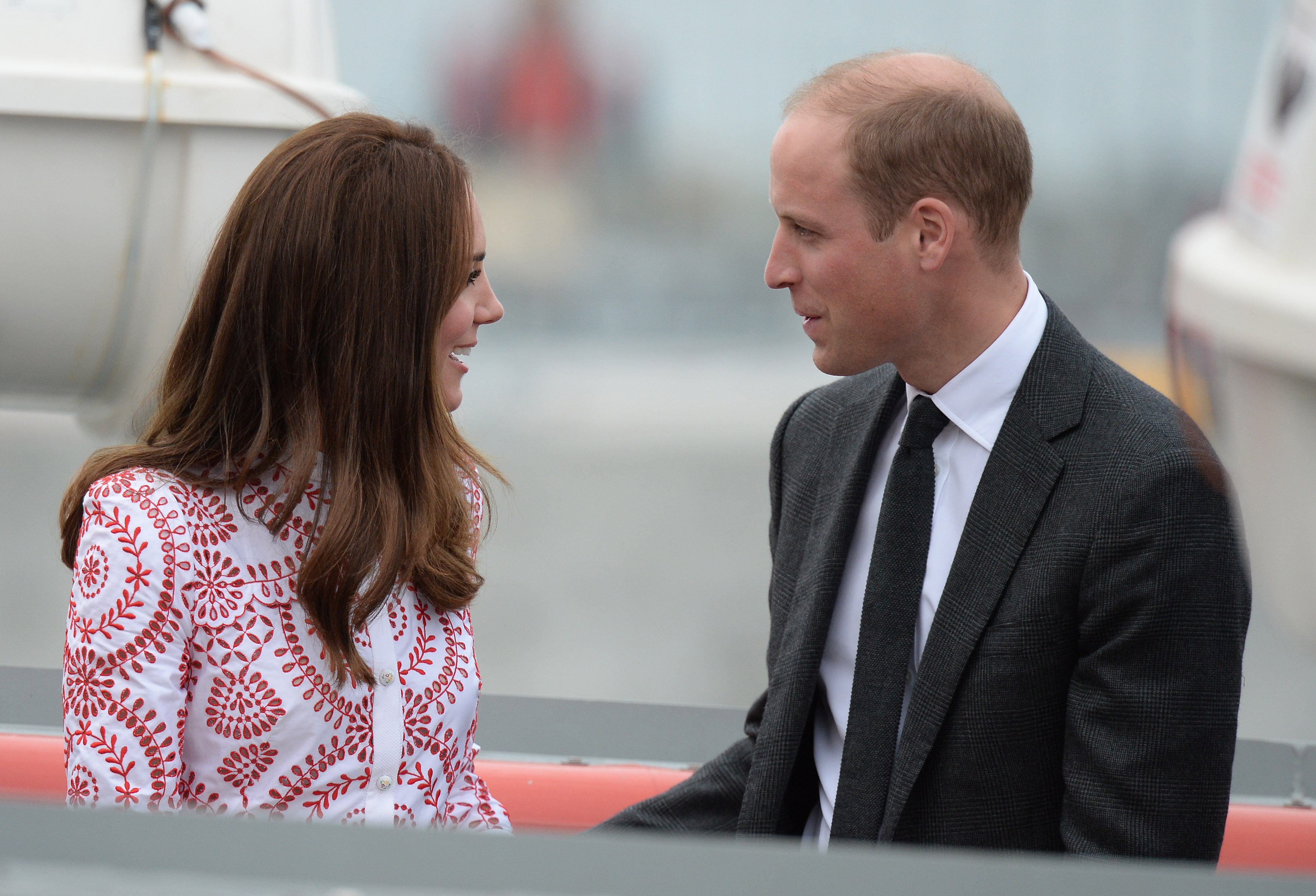 Will and Kate Royal Tour of Canada Day Two