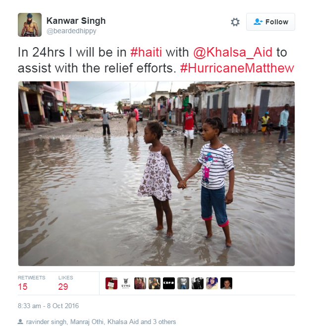 khalsa aid haiti