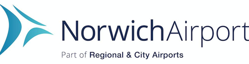 Norwich Airport Logo 2016