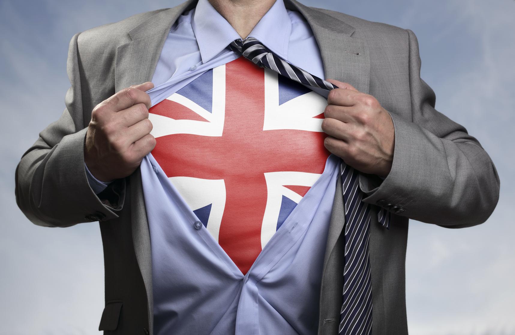 proud britain