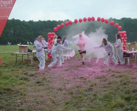 St Gemma's Colour Run