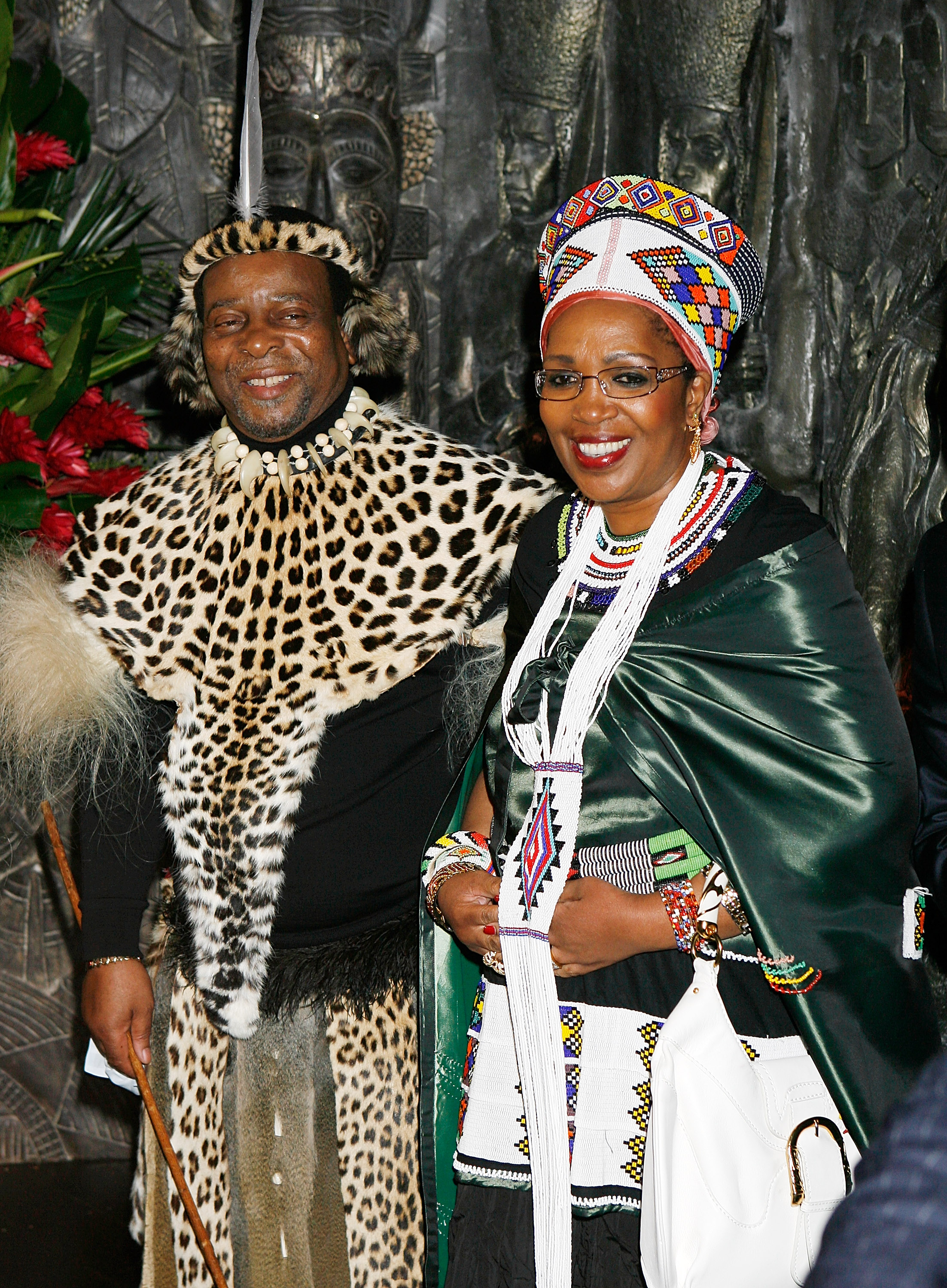Goodwill Zwelithini, King of Zulu Nation