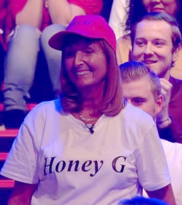 Honey G's Mum