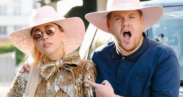 James Corden Lady Gaga Carpool Karaoke