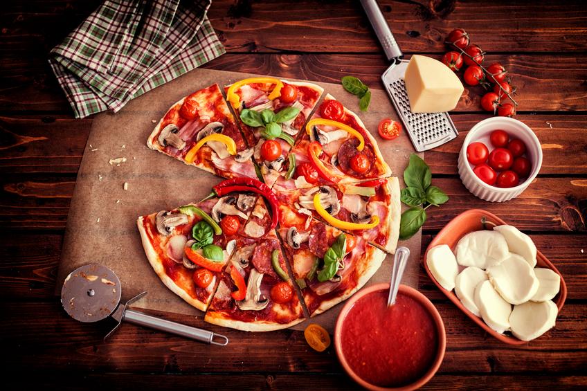 Pizza istock image