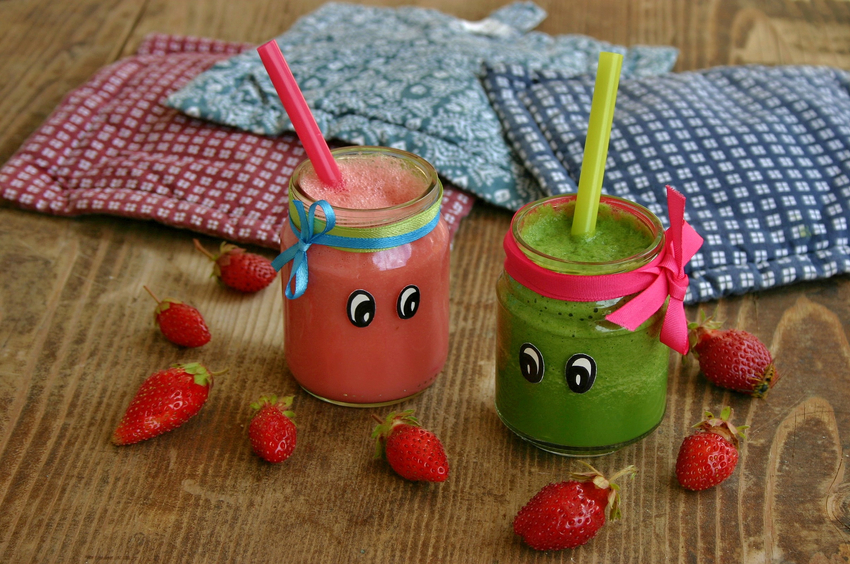 Smoothies for kids make your own