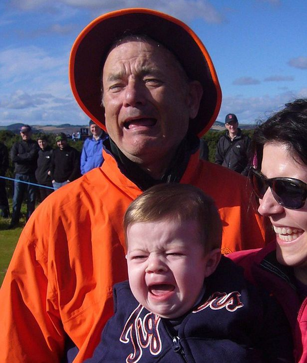 Bill Murray Or Tom Hanks? This Photo Of Hollywood