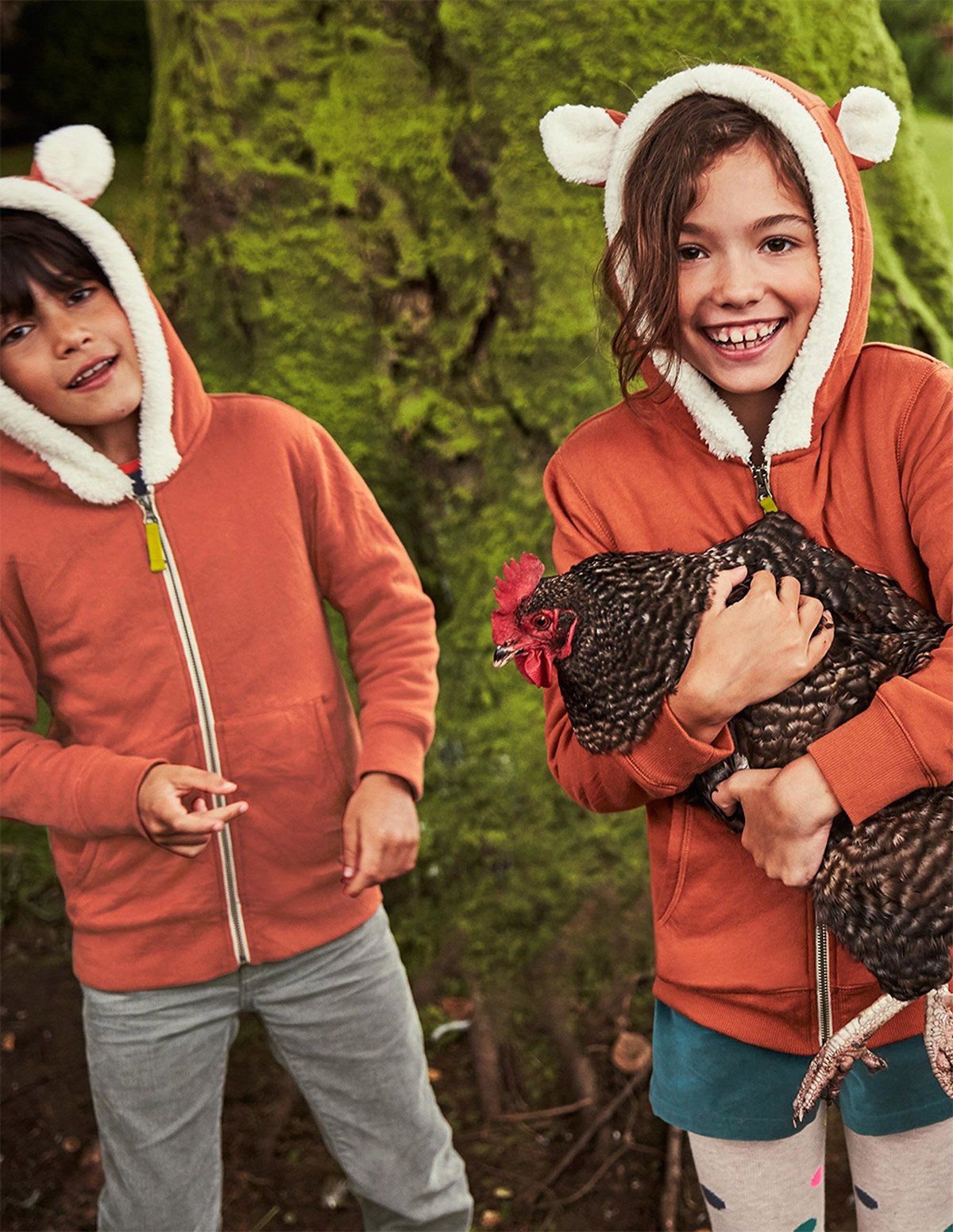 Boden Roald Dahl kids' clothing line