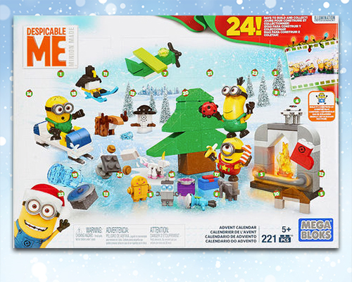 Non Chocolate Advent Calendars For Kids