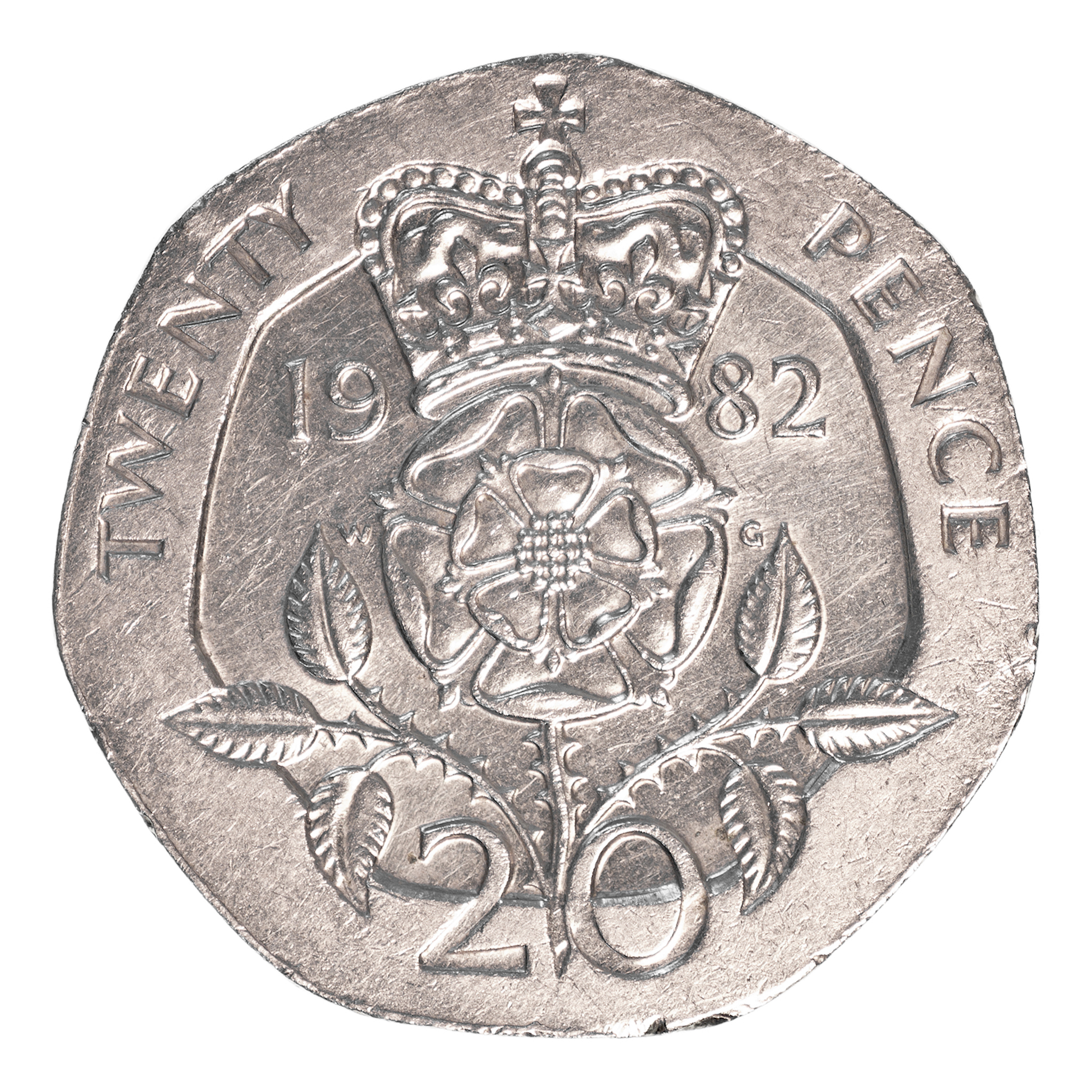 Old 20p before 2009