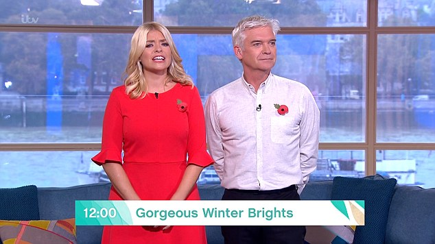 Holly Willoughby Can't Resist A Giggle As Trinny