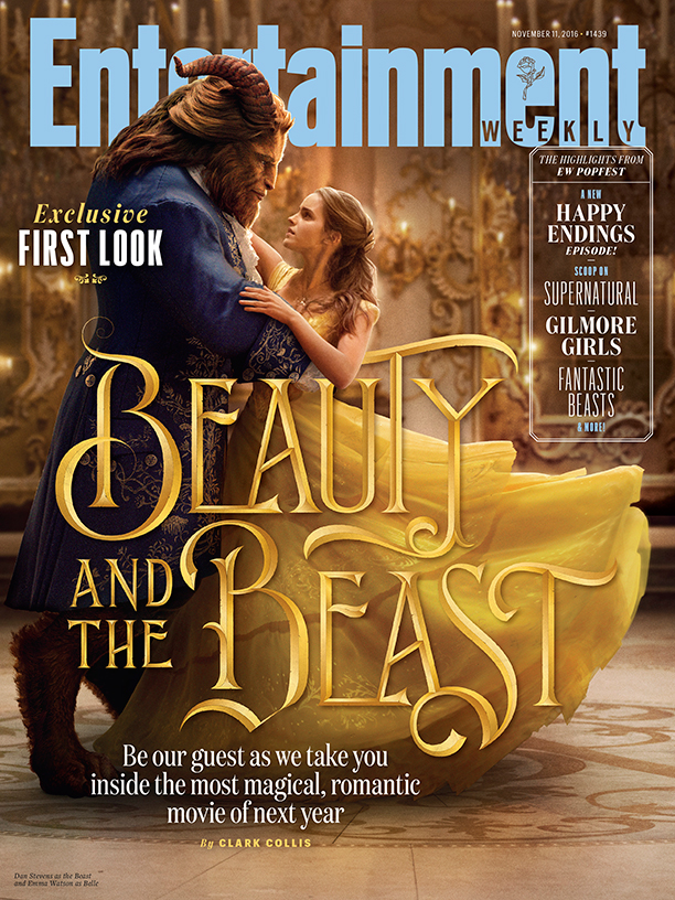 Beauty and the Beast Entertainment Weekly