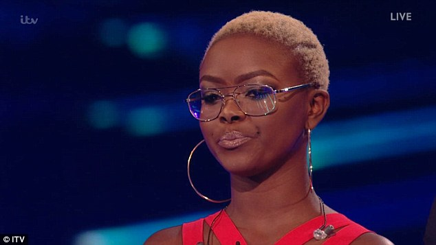Gifty Louise X Factor