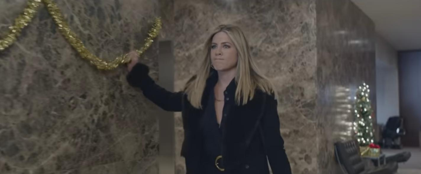 Jennifer Aniston Threatens To Cancel The Office Ch