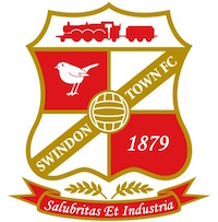 Swindon Town FC badge small