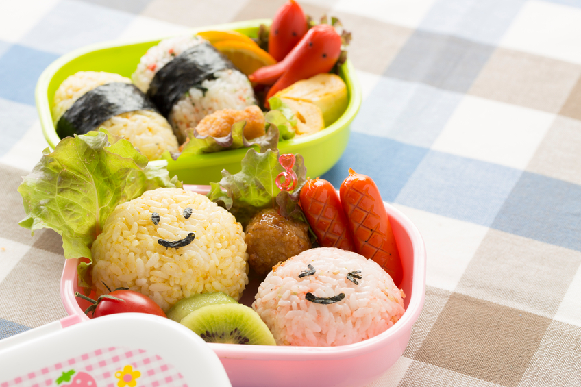 Bento Boxes for children