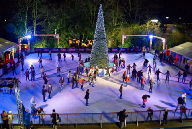 Gloucester Quays Ice RInk