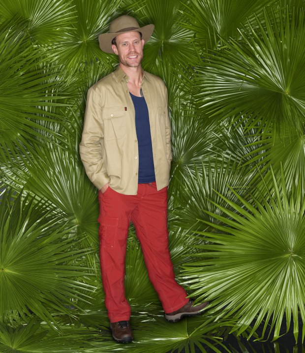 I'm A Celebrity... Get Me Out Of Here 2016 Wayne b