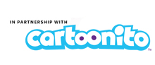 In partnership with Cartoonito