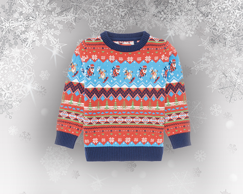 Children's Christmas Jumpers 2016