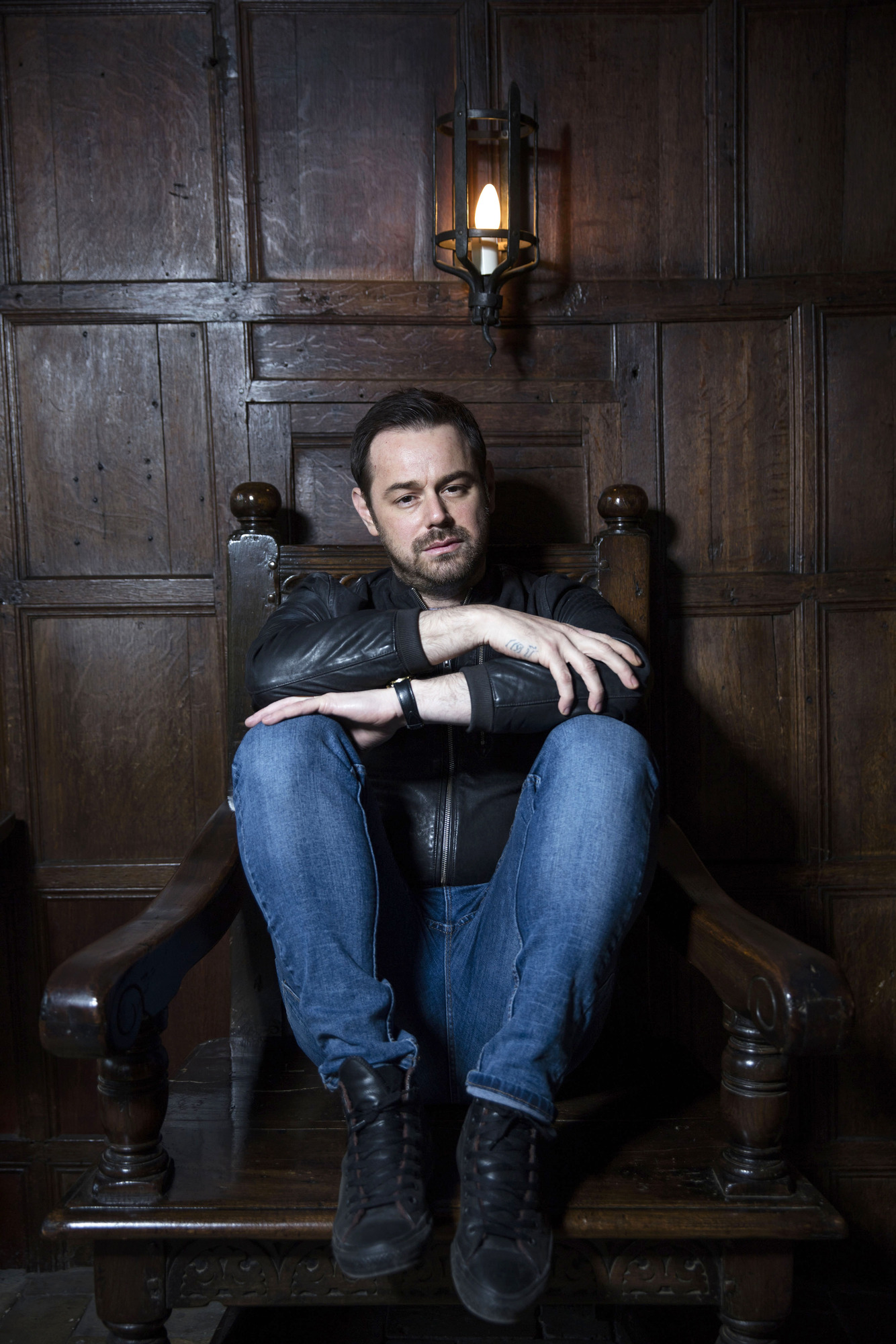 Danny Dyer BBC Pictures Who Do You Think You Are?