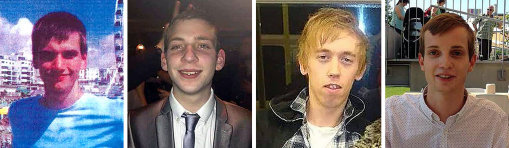 Stephen Port's murder victims