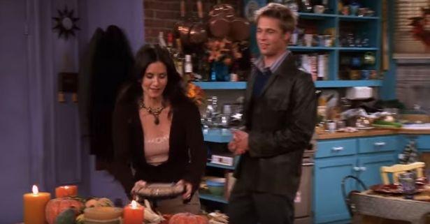 Friends Pie Thanksgiving Gaffe