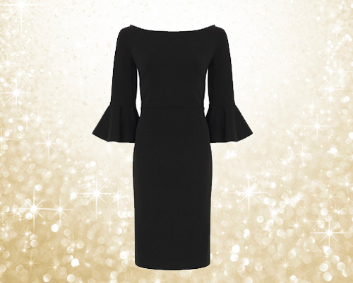 J By Jasper Conran Bell Sleeve Dress £65