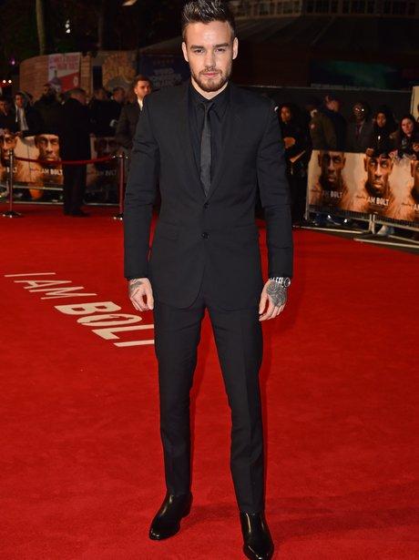 Liam Payne Bolt premiere
