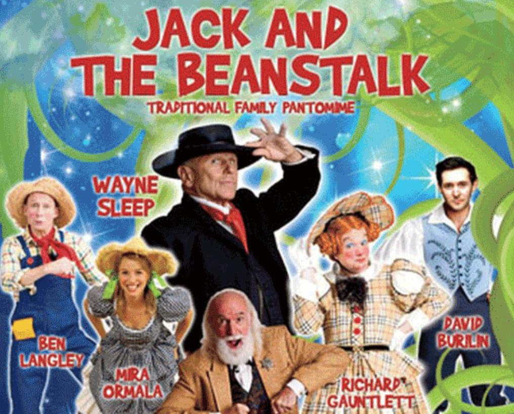 Jack & The Beanstalk Poster Edit