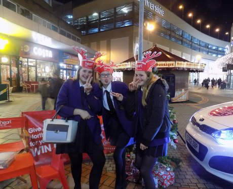Herts Give a Gift Pop Up
