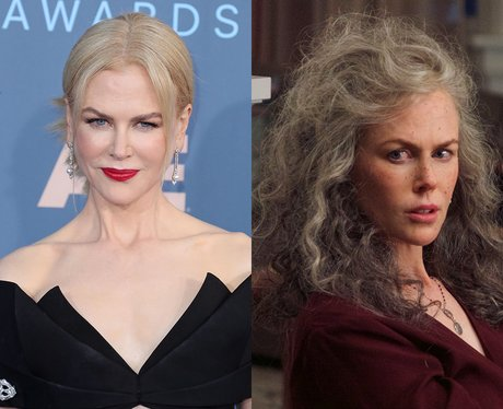 Nicole Kidman Top Of The Lake Transformer