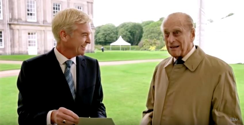 When Philip Met Prince Phillip
