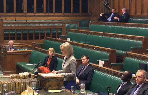 Justice Secretary Liz Truss HMP Birmingham Stateme