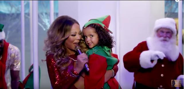 Mariyah Carey Christmas Vids 2016