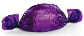 The Purple One Quality Street