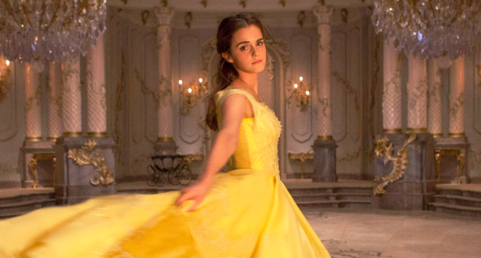 Emma Watson Belle Singing Voice