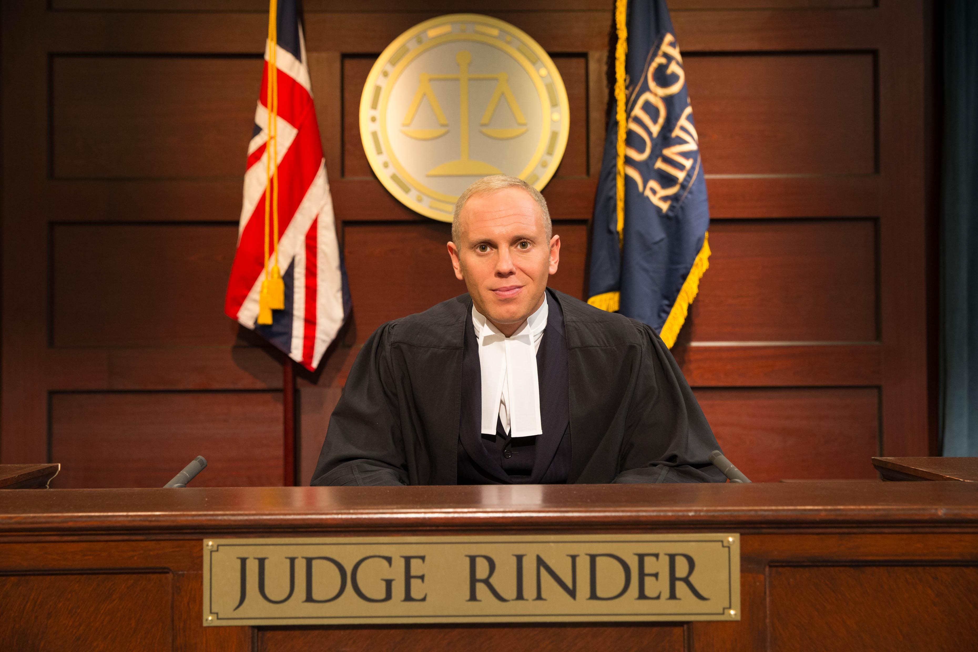 Judge Rinder ITV