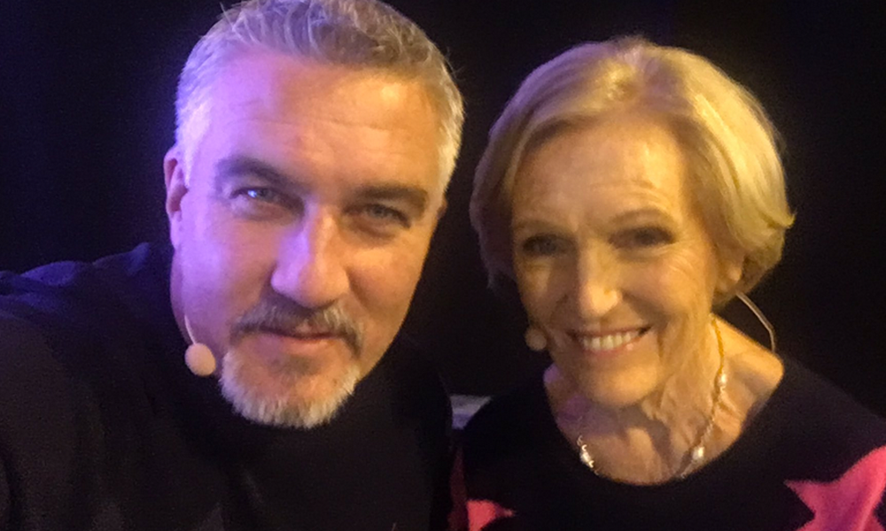 Mary Berry & Paul Hollywood