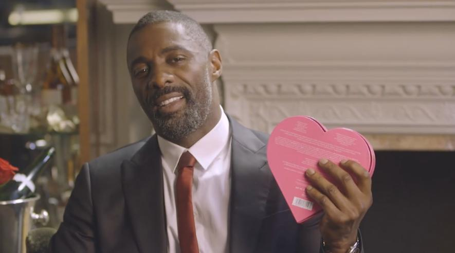 Idris Elba Wants You To Be His Valentine With The