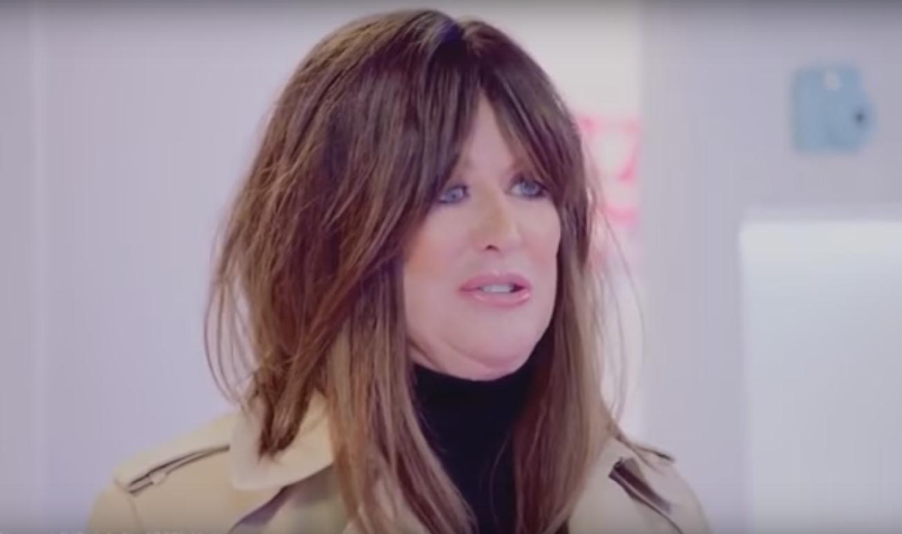 Kim woodburn makeover