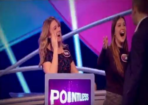 Pointless contestants
