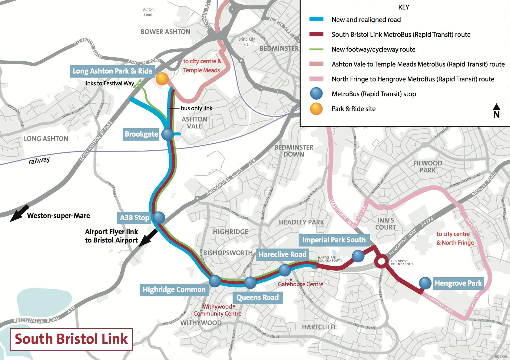 South Bristol Link