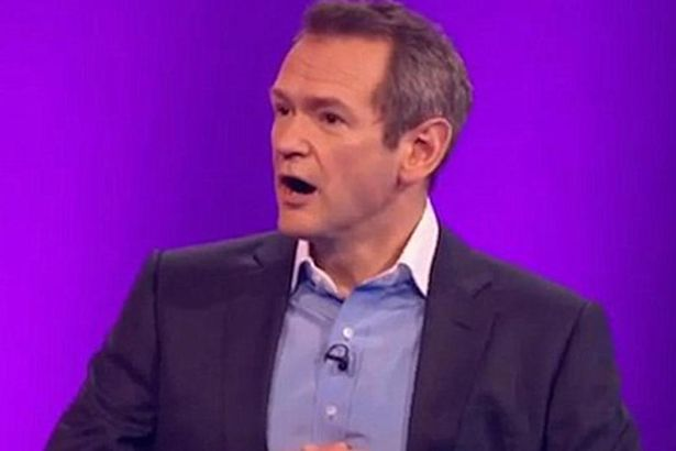 Alexander Armstrong Is A Pointless Answer