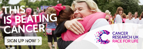 Race For Life Sign Up Banner 2017