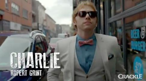 Rupert Grint new TV show Snatch 4